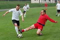 Pavel Benda (vlevo) je hráčem a teď už hlavně trenérem.