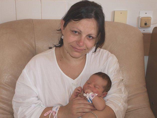 Natálie Vránová, 1.5.2012, Humpolec, 3 650 g