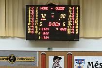 Basketbalisté Pelhřimova první prvoligový zápas prohráli.