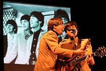 Koncert Beatles revival v Horní Cerekvi