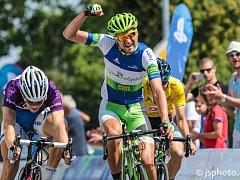 Jakub Minka v letošním ročníku Vysočina Tour 2015 obsadil třinácté místo. Zaujal především svým odvážným a aktivním pojetím závodění.