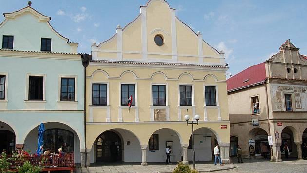pelhřimovská radnice