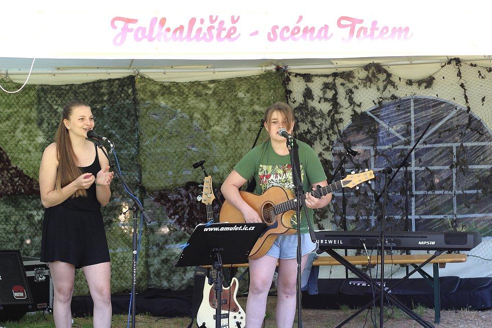 Osmý ročník Festivalu Folkaliště.