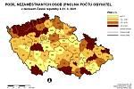 Na konci března hledalo na Pelhřimovsku práci pouze 943 lidí.