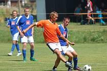 Fotbalisté Horní Cerekve domácí turnaj nevyhráli. Ve finále nad Počátkami vedli sice už 2:0, ale v závěru dvakrát inkasovali a dílo zkázy dovršili v penaltovém rozstřelu.