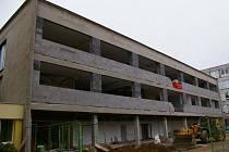 Rekonstrukce jídelny Střední průmyslové školy a Středního odborného učiliště (SPŠ a SOU) v Pelhřimově.