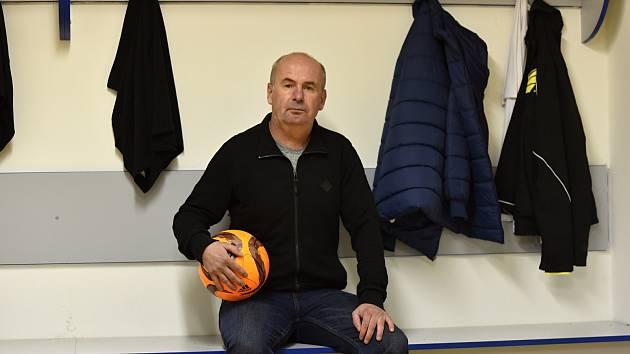 Martin Švec začal podzim jako asistent, končil ho jako hlavní trenér.
