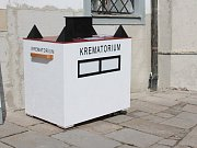 Krematorium v Pelhřimově