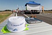 Ředitelství silnic a dálnic (ŘSD) zprovoznilo 1. srpna nový obchvat na hlavním tahu číslo 34 u Pelhřimova, dopravu vyvádí ze vsí Ústrašín, Ondřejov a Myslotín.