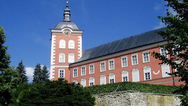 Kamenický zámek