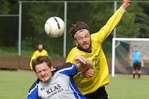 Poslední zápas na Pelhřimovsku sehrály v neděli v rámci III. třídy týmy Želiva a Horní Vsi. V útočně vedeném utkání se prosadili domácí, kteří si už v prvním poločase vypracovali dvoubrankový náskok.