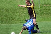 Fotbalisté Speřic získali v 9. kole III. třídy cenný skalp. Velkou Chyšku ale porazili naprosto zaslouženě a v tabulce jim patří osmá příčka.