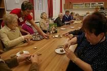 Vánoční atmosféra zavládla v pelhřimovském domově důchodců.