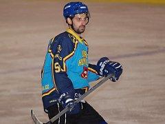 Hokejisté Humpolce výhrou nad Vimperkem oživili naději na postup do play off.