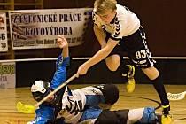 Vyrovnaný a dramatický boj nabídlo prvoligové utkání mezi Pelhřimovem a Brnem. Ačkoliv domácí ani jednou v normální hrací době nevedli, radovali se z vítězství.