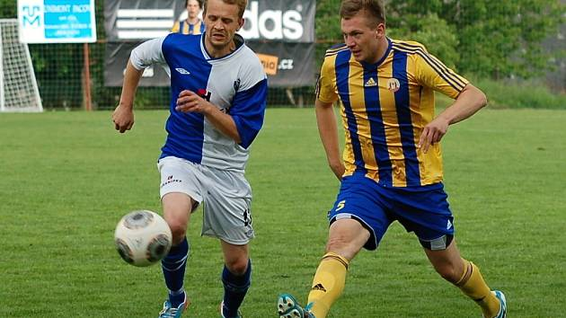 Fotbalisté Pacova v této sezoně vyhráli jen třikrát. Sestup z krajského přeboru je tak logickým výsledkem.