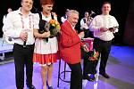 Koncert Vysočinky a hostů v pelhřimovském kulturním domě Máj.