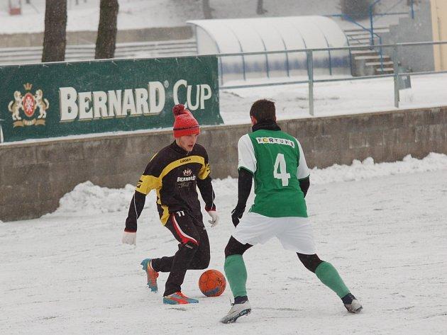 Speřice patří mezi nejúspěšnější celky Bernard Cupu posledních let. Loni turnaj vyhrály, předtím podlehly ve finále Křivsoudovu.