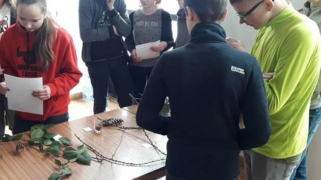 Místní kolo soutěže se konalo v Pelhřimově.