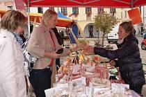 V Pelhřimově se poprvé konaly farmářské trhy.