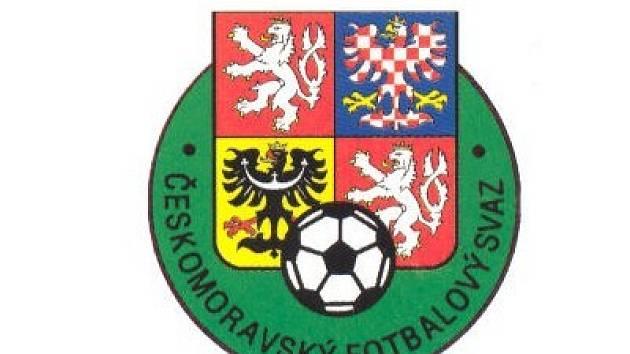 Logo Českomoravského fotbalového svazu