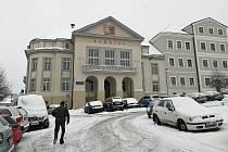 Radnice v Pacově.