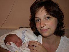Viktorie Tvrdíková, 11.8.2014, Humpolec, 3 000 g