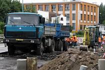 Oprava mostu v Pelhřimově potrvá do konce listopadu letošního roku a bude stát osmnáct milionů korun