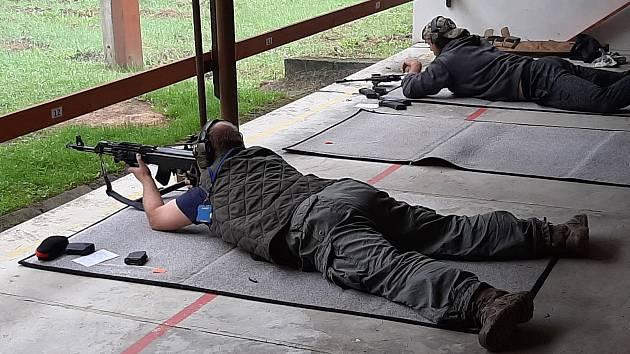 Premiérová soutěž ve střelbě z vojenské pušky se na košetické střelnici uskutečnila 28. září.