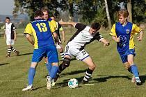 Vítězem podzimní části III. třídy se stali fotbalisté Nového Rychnova B.