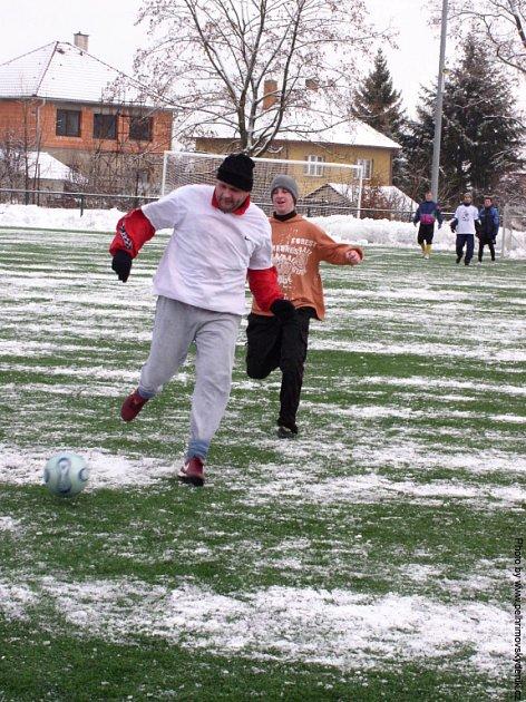 Oslava sportem na umělce v Pelhřimově