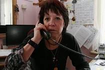 Jitka Vachková šéfuje divadelnímu souboru Domu dětí a mládeže v Pelhřimově již deset let. Pod jejím vedením právě vzniká Prodaná nevěsta.