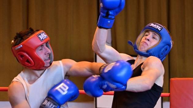 Boxeři si dali dostaveníčko v Pelhřimově.