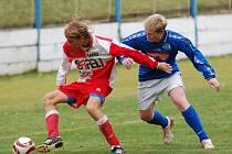 Už bez záchranářských starostí budou hrát fotbalisté Žirovnice proti Sapeli Polná. Podzimní duelu těchto soupeřů skončil pod Budínem remízou 1:1.