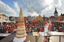 Festival Pelhřimov – město rekordů.