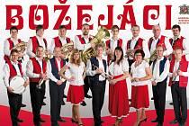 Kapela Božejáci hraje na plesech, zábavách, koncertech a festivalech nejen v jižních Čechách a na Vysočině, ale i po celé České republice. Repertoár kapely tvoří skladby pro dechovou hudbu, ale i úpravy současných populárních písní.