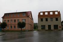 Zde vznikne pět nových obecních bytů.