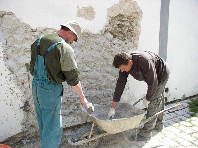 Oprava muzea v Pelhřimově finišuje