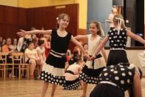 Pelhřimovský kulturní dům Máj se v pátek vlnil v rytmu nejrůznějších tanečních stylů.
