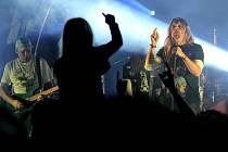 Koncert skupiny Harlej v Kalištích
