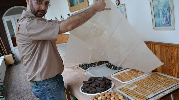 Ve středu se v Domově blahoslavené Bronislavy v Humpolci klienti otáčeli u trouby v kuchyni o sto šest.