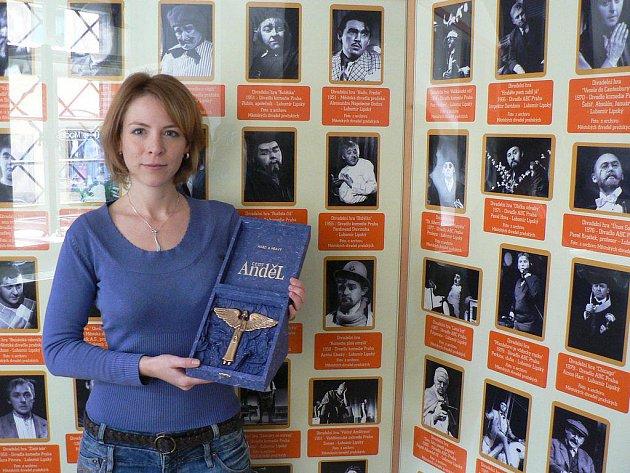 Síň Lipských aneb První české MÚZYum v Pelhřimově získalo do sbírky cenu Akademie populární hudby, Anděla.
