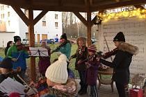Slavnost Přání na dlani se konala 4. prosince.