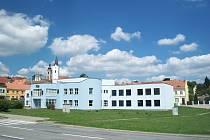 Gymnázium v Pacově