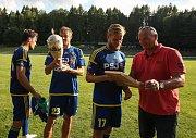 Fotbalisté Jihlavy obhájili loňské prvenství a stali se vítězi Perleťového poháru v Žirovnici.