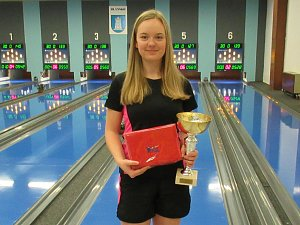 Barbora Švédová je historicky nejmladší vítězkou Českého poháru dorostenek. Soutěž ovládla jako patnáctiletá.