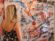 Vernisáž výstavy Modli se za Československo
