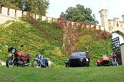 V sobotu odpoledne bylo na hradě Kámen rušno.