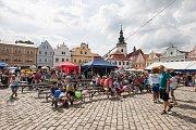 28. ročník tradičního festivalu Pelhřimov – město rekordů.