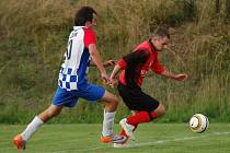Fotbalisté Senožat stoupají tabulkou III. třídy. Po vysoké výhře nad Lukavcem už jim patří třetí příčka, když mají stejně bodů jako lídr z Budíkova.
